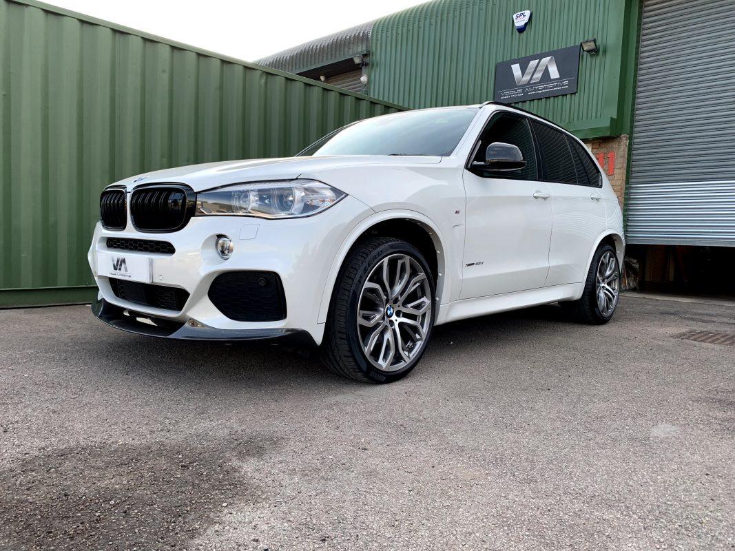 BMW X5 F15 Carbon Fiber Full Body Kit