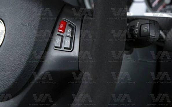 BMW E90 E92 E93 E70 E71 M3 X5M X6M Steering Wheel M Mode RED Button