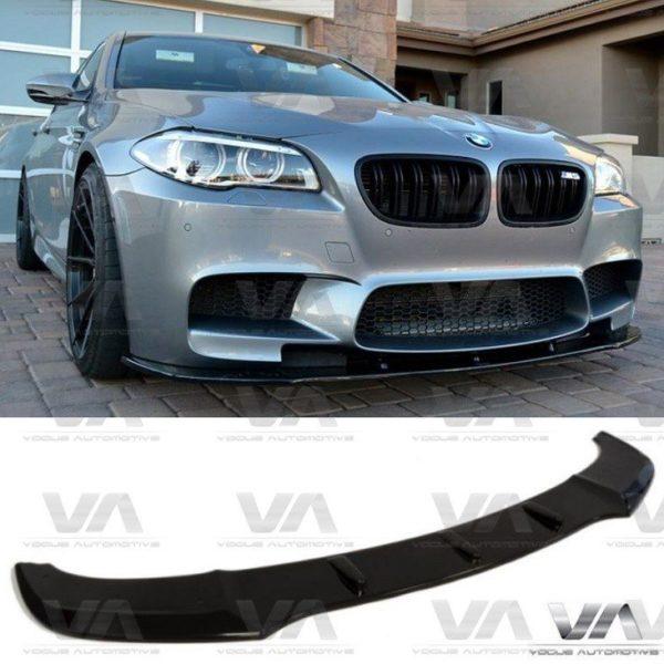 BMW 5 Series F10 M5 Front Splitter
