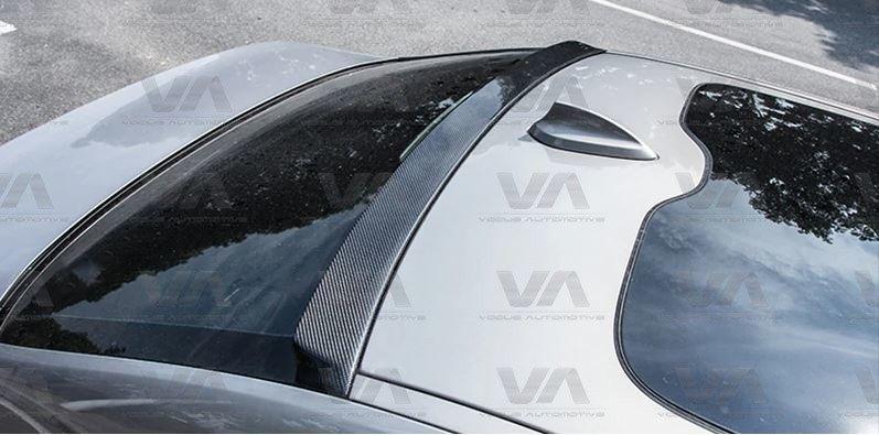 BMW 5 Series F10 CARBON FIBER Roof Spoiler