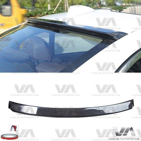 BMW 5 Series F10 CARBON FIBER ACS Style Roof Spoiler