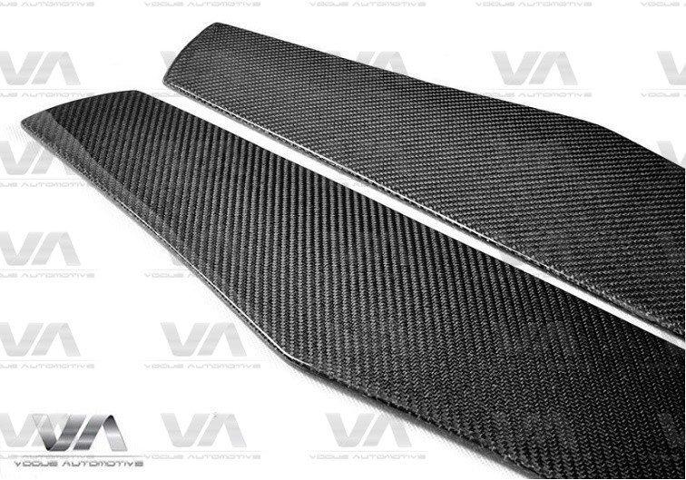 BMW M6 F12 F13 VRS Style CARBON FIBER Side Skirts