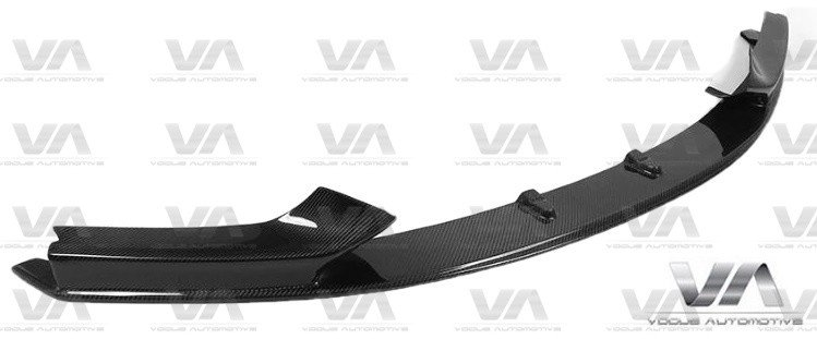 BMW 2 Series F22 F23 M Sport PERFORMANCE Style CARBON FIBER Front Splitter