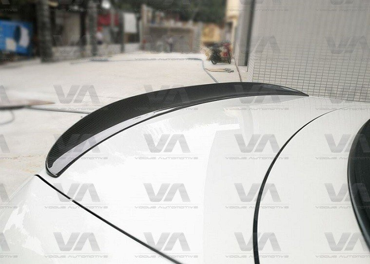 BMW 2 Series F23 Convertible PERFORMANCE CARBON FIBER Boot Spoiler