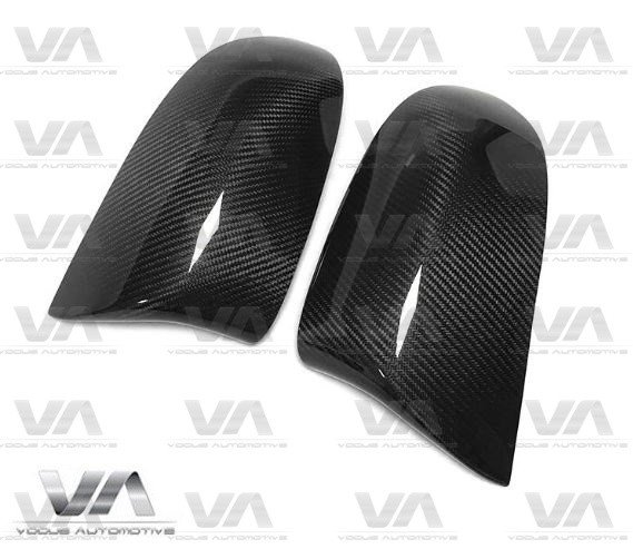 BMW X5M F85 X6M F86 Replacement CARBON FIBER Mirror Covers