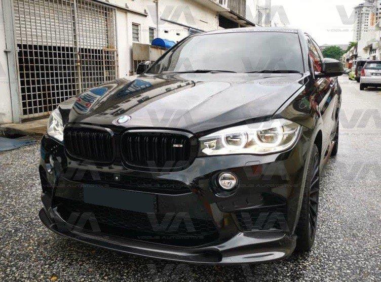 BMW X6M F86 3D Style CARBON FIBER Full Body Kit