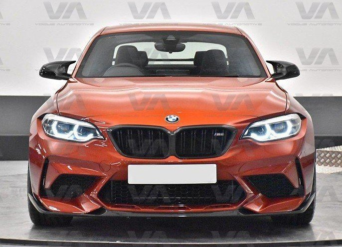 BMW M2 F87 COMPETITION PERFORMANCE Style CARBON FIBER Front Splitter