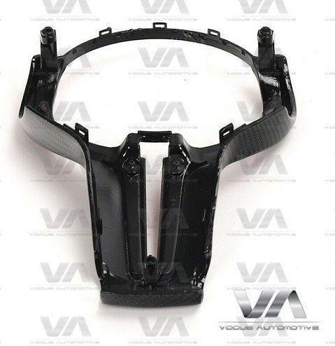 BMW M2 M3 M4 X5M X6M F80 F82 F85 F86 F87 PERFORMANCE Style CARBON FIBER Steering Wheel Trim