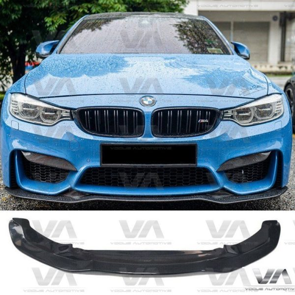 BMW M3 M4 F80 F82 F83 PSM Style CARBON FIBER Front Splitter