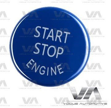 BMW 1 2 3 4 5 Series F10 F20 F30 Start Stop Engine BLUE Button WITH Off