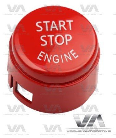 BMW 1 2 3 4 5 Series F10 F20 F30 Start Stop Engine RED Button W/O Off