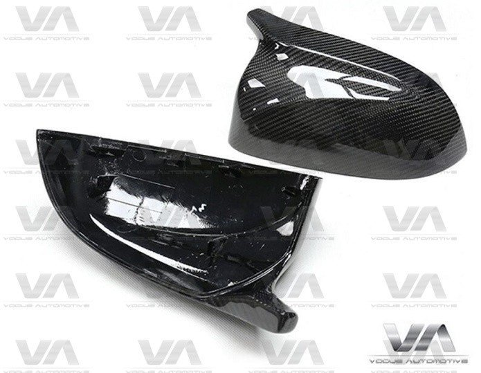 BMW X3 G01 X4 G02 X5 G05 X6 G06 M Style Replacement CARBON FIBER Mirror Covers