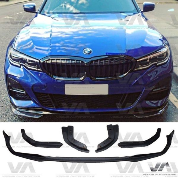 BMW 3 Series G20 G21 M Sport PERFORMANCE Style Front Splitter