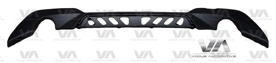BMW 3 Series G20 G21 M Sport PERFORMANCE Style Dual Exhaust Rear Diffuser
