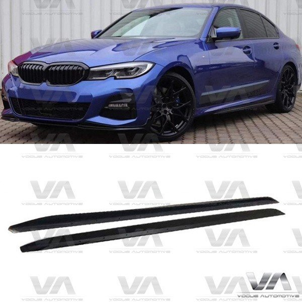 BMW 3 Series G20 G21 PERFORMANCE Style Side Skirts