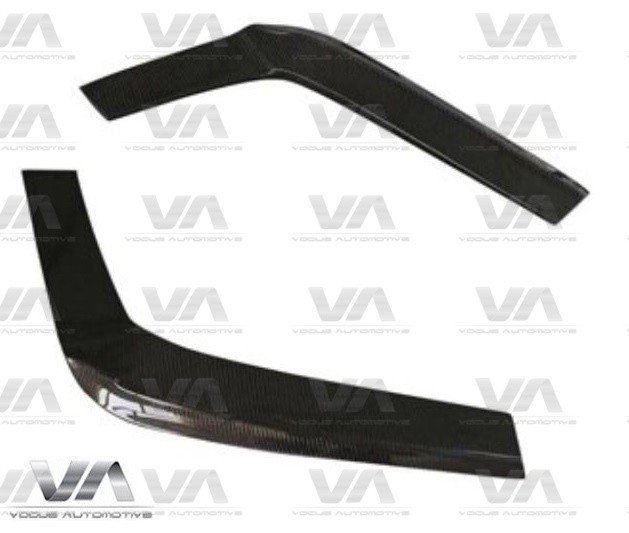 BMW 5 Series M Sport G30 G31 CARBON FIBER Rear Corner Splitters