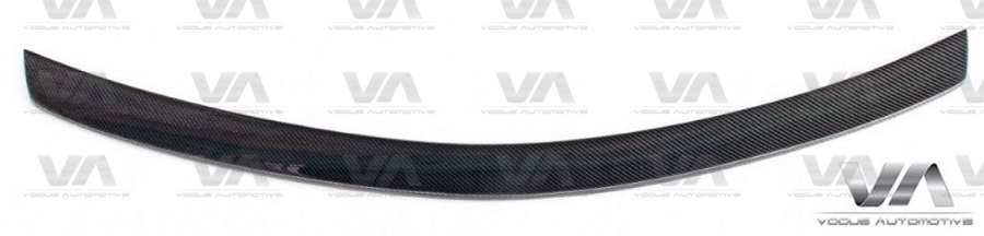 MERCEDES-BENZ C Class W204 SALOON AMG Style CARBON FIBER Boot Spoiler