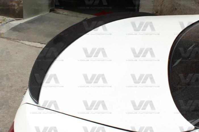 MERCEDES-BENZ E Class W213 SALOON AMG CARBON FIBER BOOT TRUNK LIP SPOILER
