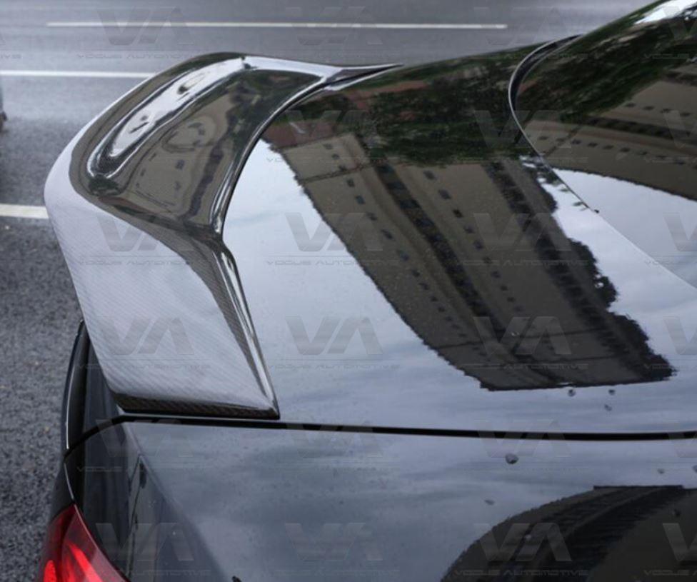 MERCEDES-BENZ E Class W213 SALOON RT Style CARBON FIBER Boot Spoiler