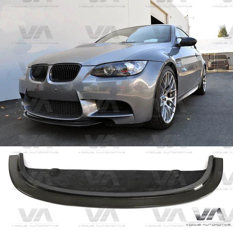 BMW M3 E90 E92 E93 CRT Style CARBON FIBER Front Splitter
