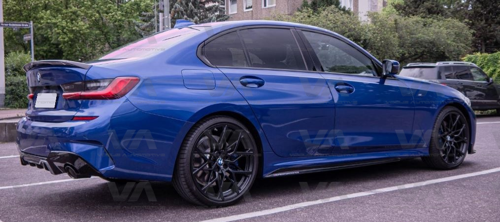 BMW 3 Series G20 G21 M SPORT PERFORMANCE Style CARBON FIBER Full Body Kit