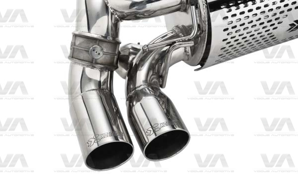 XCENTRIC BMW E82 1M Exhaust System