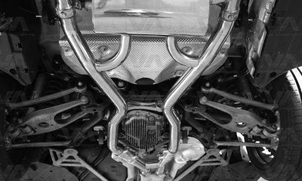 XCENTRIC BMW F80 F82 F83 M3 M4 Exhaust System