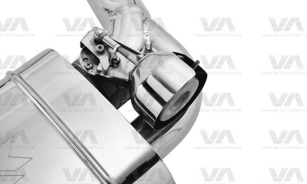 XCENTRIC MERCEDES-BENZ W205 C 200 Exhaust System