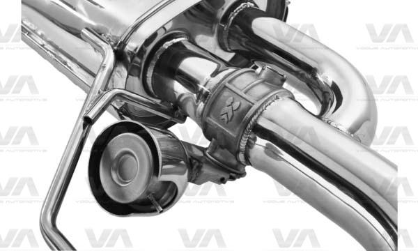 XCENTRIC MERCEDES-BENZ GLC 300 Exhaust System