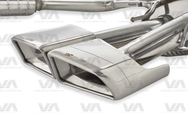 XCENTRIC MERCEDES-BENZ W204 C 63 AMG Exhaust System