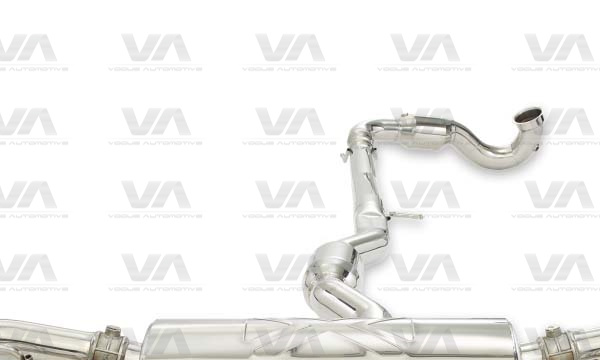 XCENTRIC MERCEDES-BENZ A 45 AMG Exhaust System