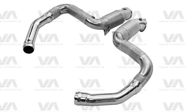 XCENTRIC MERCEDES-BENZ W205 C 63 AMG Exhaust System