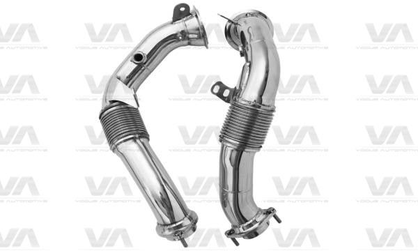 XCENTRIC BMW E70 E71 X5M X6M Exhaust System