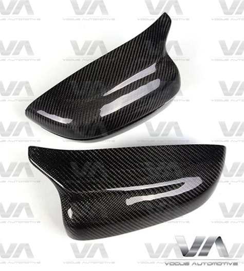 BMW 3 Series G20 G21 M Style Replacement CARBON FIBER Mirror Covers RHD