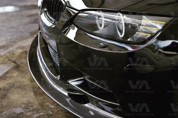 BMW M3 E90 E92 E93 GT4 Style CARBON FIBER Front Splitter