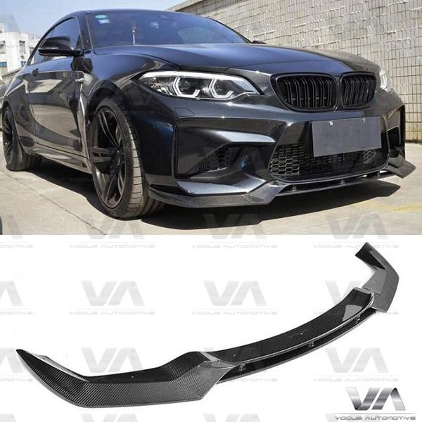 BMW M2 F87 VRS Style CARBON FIBER Front Splitter