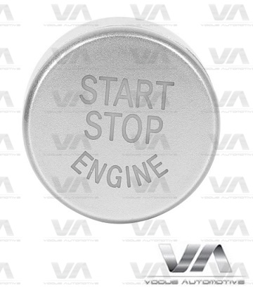 BMW 1 2 3 4 5 Series F10 F20 F30 Start Stop Engine Silver Button WITH Off