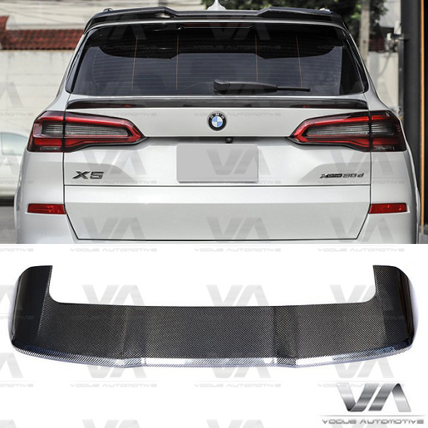 BMW X5 G05 M Sport COMPETITION Style CARBON FIBER Roof Spoiler