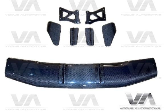 BMW Z Series Z4 E89 VRS GT Style CARBON FIBER Wing Boot Spoiler