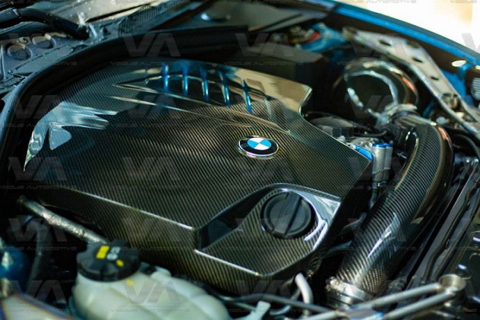 BMW M2 F87 CARBON FIBER Engine Cover