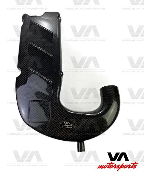 VA MOTORSPORTS MERCEDES-BENZ W205 C63 CARBON FIBER Cold Air Intake Induction Kit BMC