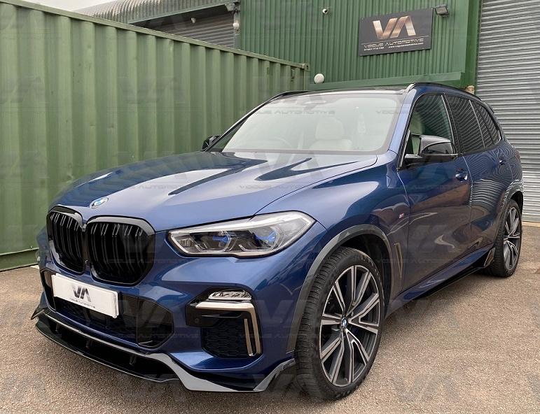 BMW X5 G05 M Sport GLOSS BLACK Full Body Kit v2