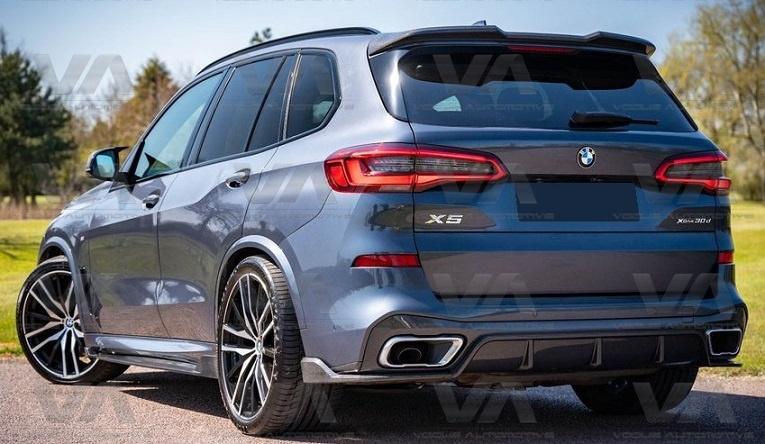 BMW X5 G05 M Sport CARBON FIBER Full Body Kit