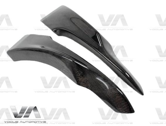 BMW 3 Series E92 E93 M Sport LCI CARBON FIBER Corner Splitters