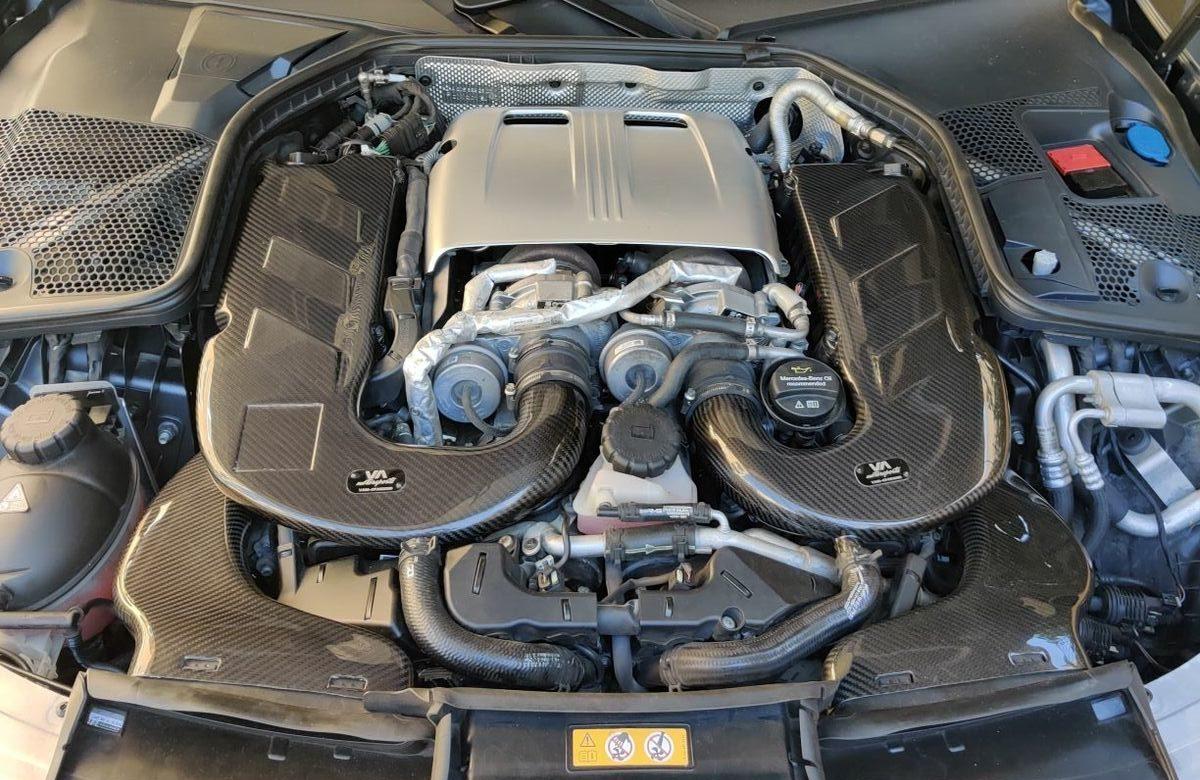 VA Motorsports Prepreg CARBON FIBER Cold Air Intakes