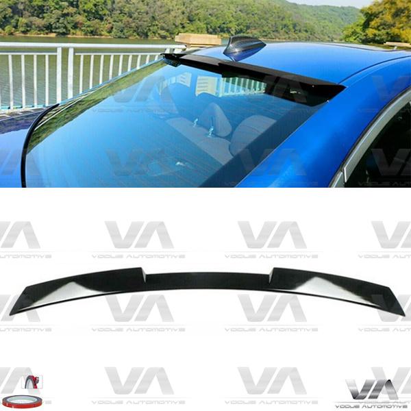 BMW 3 Series G20 G80 M3 VRS Style GLOSS BLACK Roof Spoiler