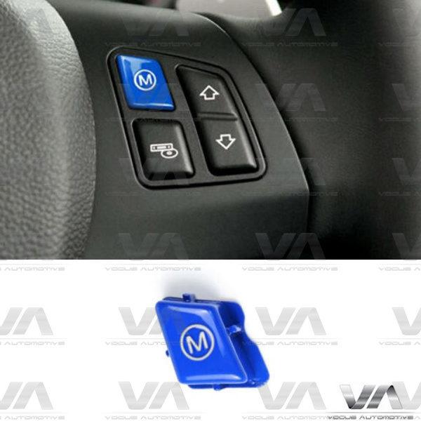 BMW M3 X5M X6M Steering Wheel M Mode BLUE Button