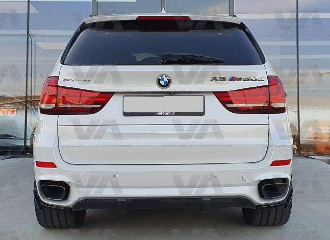 BMW X5 F15 PERFORMANCE Style GLOSS BLACK Full Body Kit
