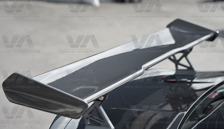 BMW M2 M3 M4 F80 F82 F83 F87 GTS Style CARBON FIBER Wing Spoiler
