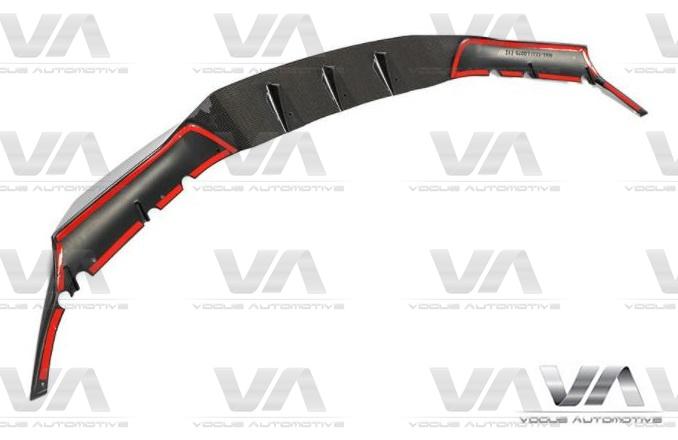 BMW F90 M5 CARBON FIBER RKP Style Front Splitter